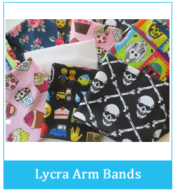 lycra arm bands