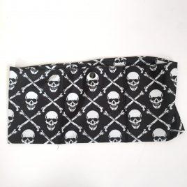Skull Lycra Waistband (Medium)