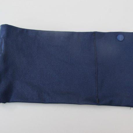 navy blue lycra waist band