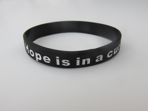 Hope is in a cure – Black