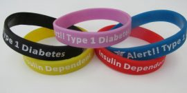 Wristbands, Medical Alert Jewellery and Awareness Products