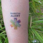 alert tattoo