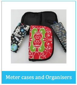 Meter cases and Organisers