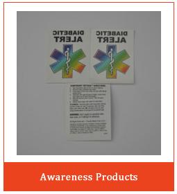 Diabetes Awareness Products