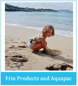 Frio Products and Aquapacs