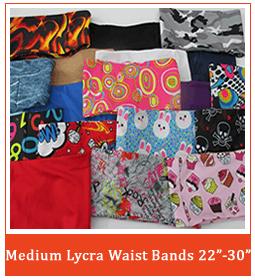 Medium Lycra Pump Band