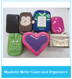 mybetic meter cases and organisers
