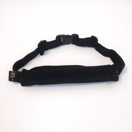 Spibelt In Plain Black with Larger Pocket