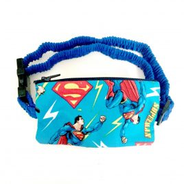 Superman Pump Pouch 32″ – 40″
