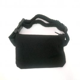 Black Pump Pouch 16″ – 23″