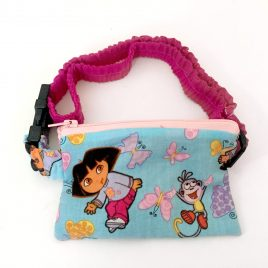 Dora The Explorer Pump Pouch 24″ – 30″
