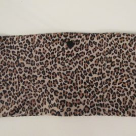 Leopard lycra Waist Band (small)