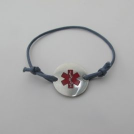 Child Medical Alert Bracelet