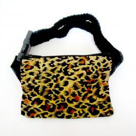 Leopard Pump Pouch 16″ – 23″
