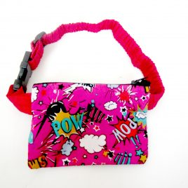 Pink Pow Pump Pouch 16″ – 23″