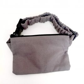 Grey Pump Pouch 32″ – 40″