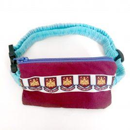 West Ham Ribbon Pump Pouch 16″ – 23″