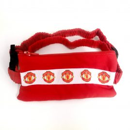 Man Utd Ribbon Pump Pouch 32″ – 40″