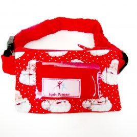 Santa Clear Screen Pump Pouch 16″ – 23″