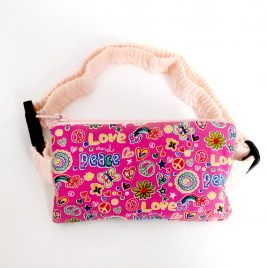 Love and Peace Pump Pouch 32″ – 40″