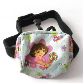 Dora Pump Pouch with soft belt 26″ – 30″