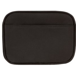 Myabetic Clark Compact Double Zip Meter Case Black