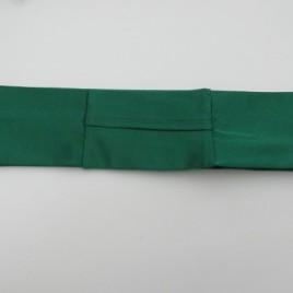 Emerald Green slim Lycra Band  (large)
