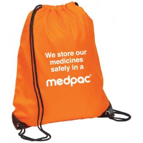 Medpac drawstring bag