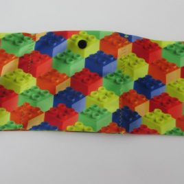Lego Bricks Lycra Waist Band Slim (Extra Small)