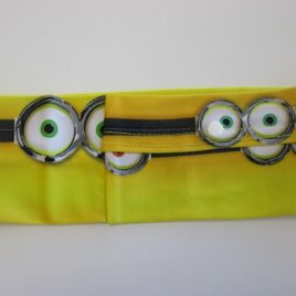 Minions Lycra Waist Band Slim (medium)