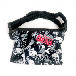 Walking Dead Fabric Pump Pouch 16″ – 23″