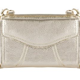MYABETIC MARIE DIABETES MINI CROSSBODY (GOLD)