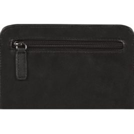 Myabetic Banting Diabetes Supply Wallet (Black Leatherette)