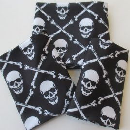 Skulls Arm Band for Sensor or Pod 14″ – 16″