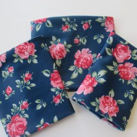 Blue Roses Arm Band for Sensor or Pod (VARIOUS SIZES AVAILABLE)