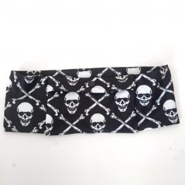 Skull Slim Lycra Waistband (Small)
