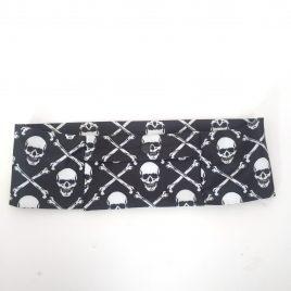 Skull Slim Lycra Waistband (Medium)
