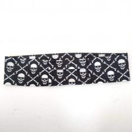 Skull Slim Lycra Waistband (Large)