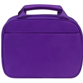 Myabetic Thompson Diabetes Travel Carry All (Purple Nylon)