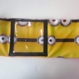 Minions Clear Screen Lycra Waist Band (Medium)