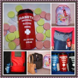 Glucose Grab Case