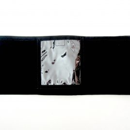 Black Clear Screen Lycra Waist Band (Medium)