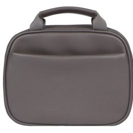 Myabetic Thompson Diabetes Travel Carry All (Grey Leatherette)
