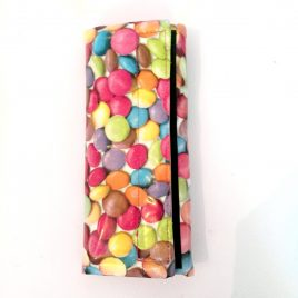 Splash Resistant Sweets Pen Case