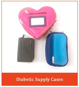 diabetic supply cases