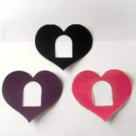 Heart Omnipod Patches