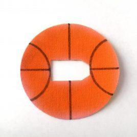 Basketball Dexcom Patch