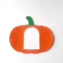 Pumpkin Omnipod Patch
