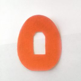 Oval Dexcom Patch