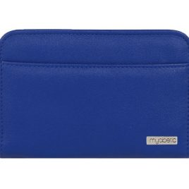 Myabetic Banting Diabetes Supply Wallet (Cobalt Blue)
